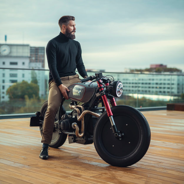 Custom BMW R80 by Moto Adonis