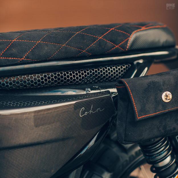Custom Harley-Davidson XR1200X by Cohn Racers