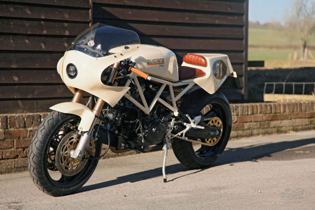 Ducati 400ss cafe racer