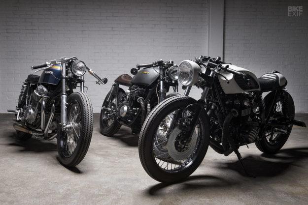 The Honda CB500 cafe racer that kept a Swedish custom shop afloat