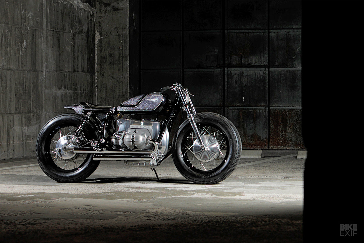 Mooneyes Highlight: Heiwa's award-winning BMW R75/6