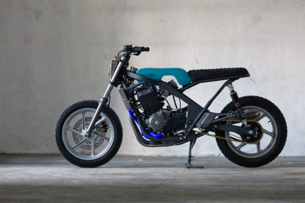 Honda CB500 by Mokka Cycles