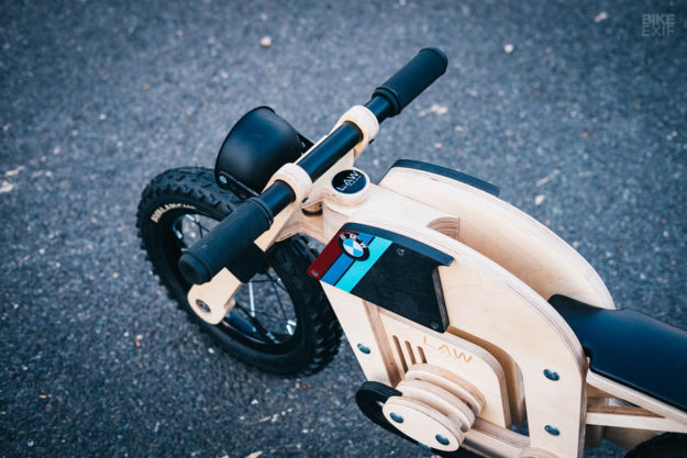 Lawless toddler balance bike