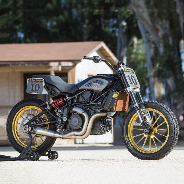 Roland Sands Design's FTR 1200 Super Hooligan