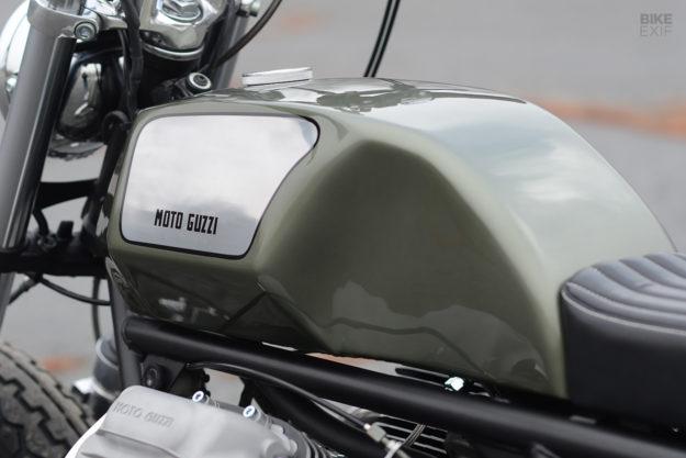Custom Moto Guzzi Le Mans 1000 by 46Works