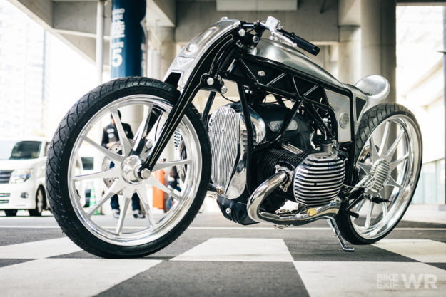 BMW cafe racer: the CW Zon concept R18