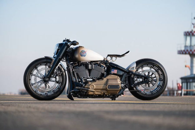 Battle Of The Kings 2019 entry from H-D Bologna