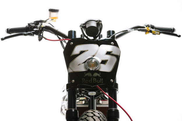 Deus builds a street tracker for Dani Pedrosa