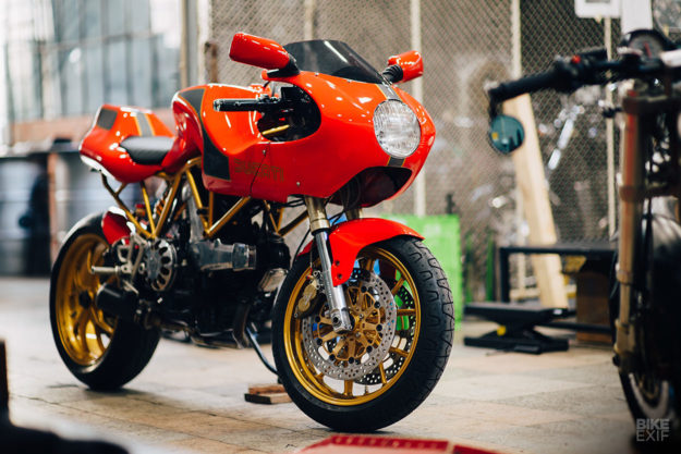 Ducati 750SS by Unik Edition