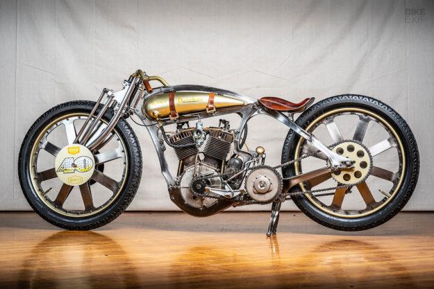 40cal Custom's 1929 Harley-Davidson Model JD