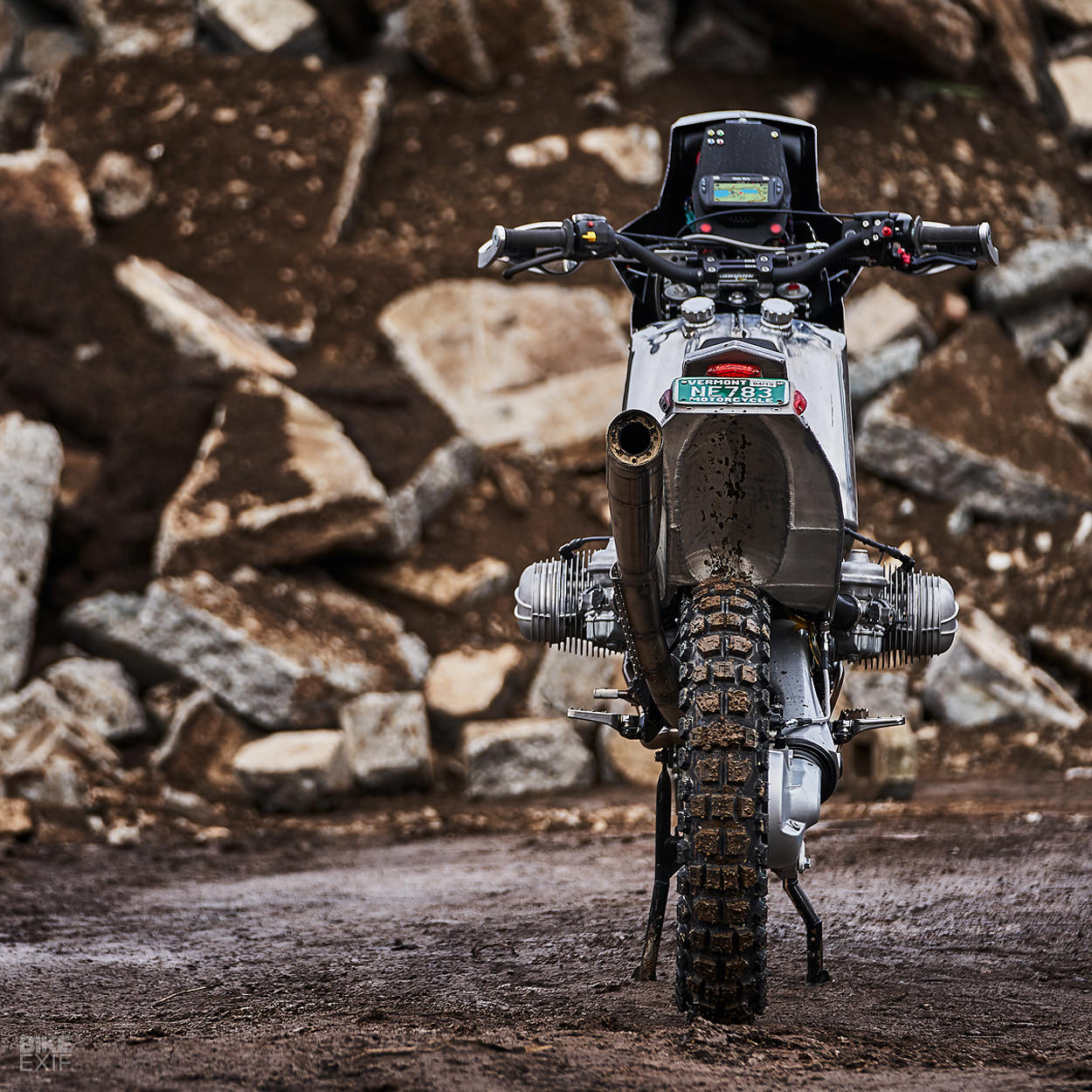 A Cautionary Tale: Inheriting a BMW R100GS project | Bike EXIF