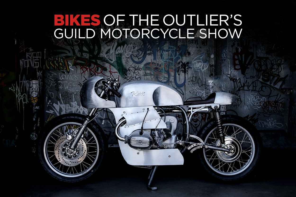 The best of the 2019 Outlier's Guild Motorcycle Show