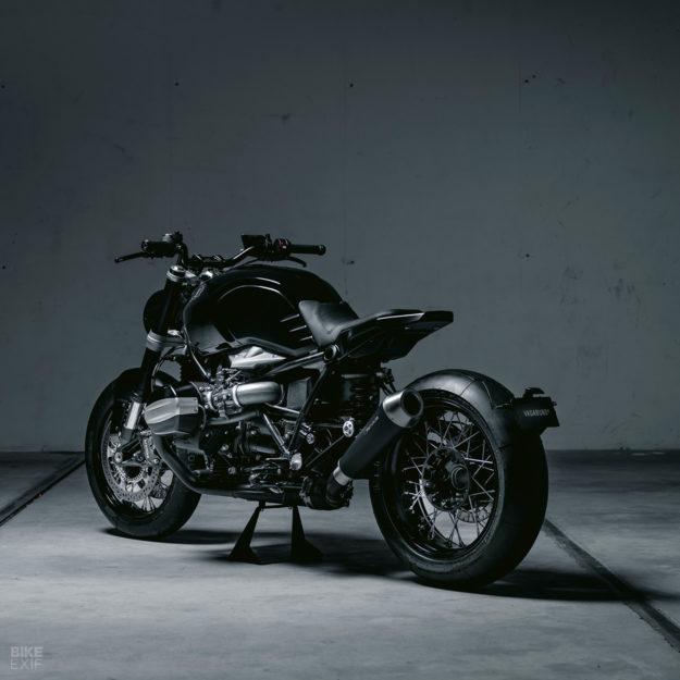 BMW R nineT custom with TÜV approval, by Vagabund Moto