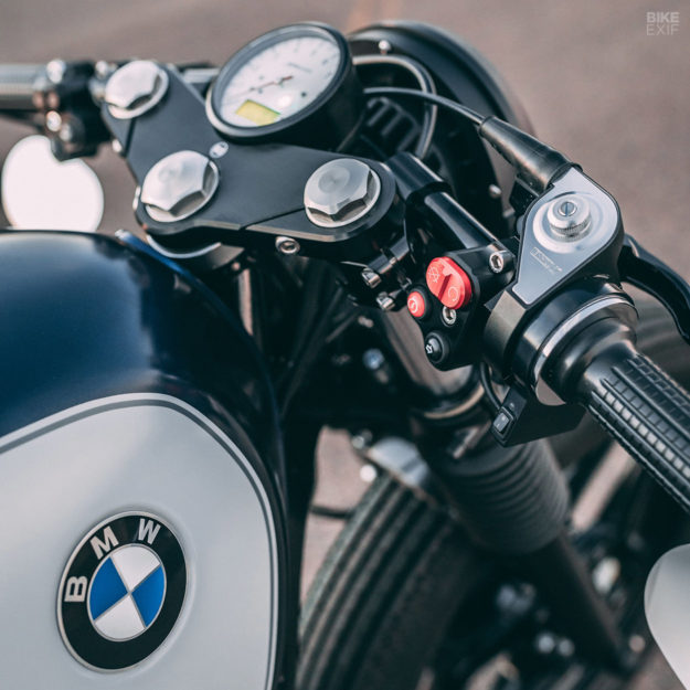 BMW R series cafe racer by Gasoline