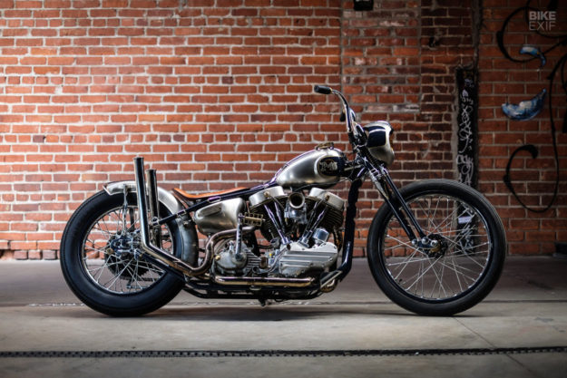 Born Free 5 People's Choice winner by Powerplant Moto Cycles