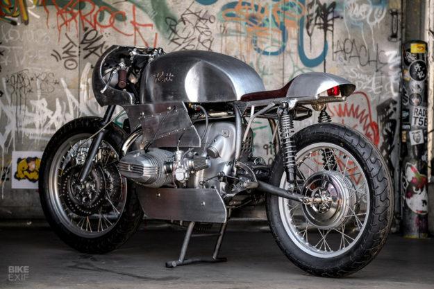 Custom BMW R80 by Dustin Kott