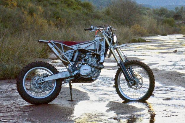 Yamaha WR450F by Le Motographe