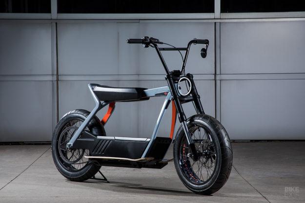 Harley-Davidson electric concept