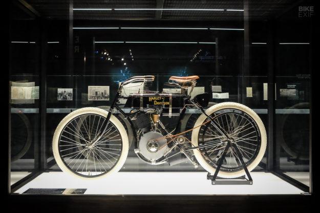 Inside the Harley-Davidson Museum