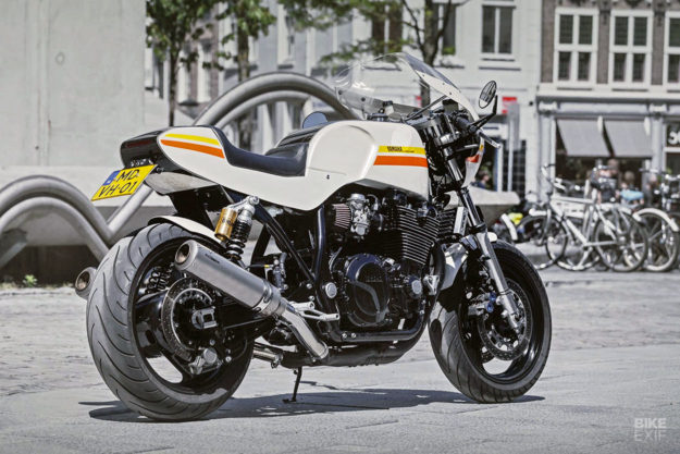 Yamaha XJR1300 by Wrench Kings
