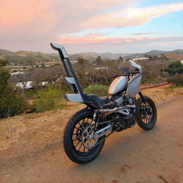 Kury Sauce: Harley-Davidson XR1200 by CROIG