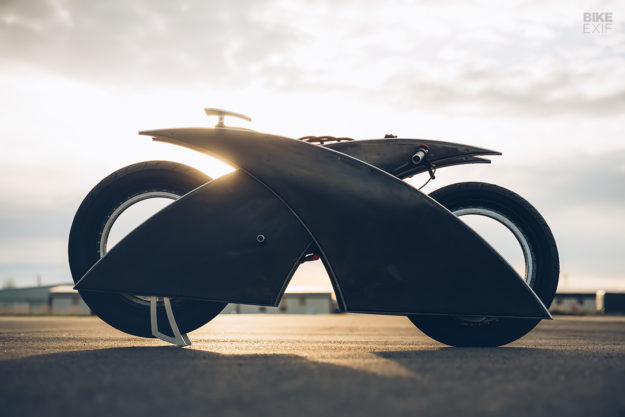 Racer-X: an extreme electric concept by Mark Atkinson