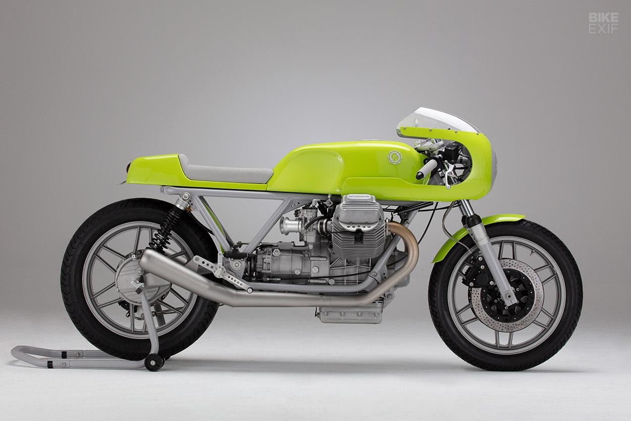 Moto Guzzi Le Mans On Bike Exif