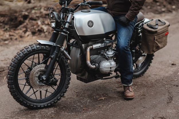 BMW R100/7 Scrambler by Hookie Co