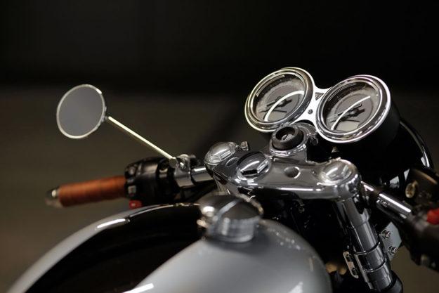 Triumph Bonneville T100 by Unikat Motorworks
