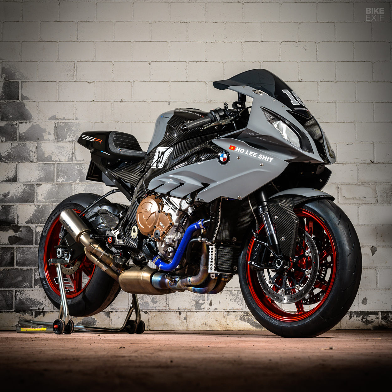 Two By Four A Pair Of Wild Bmw S1000 Customs From Vtr Bike Exif