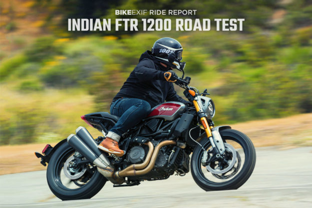 Review: Riding the new Indian FTR 1200 | Bike EXIF