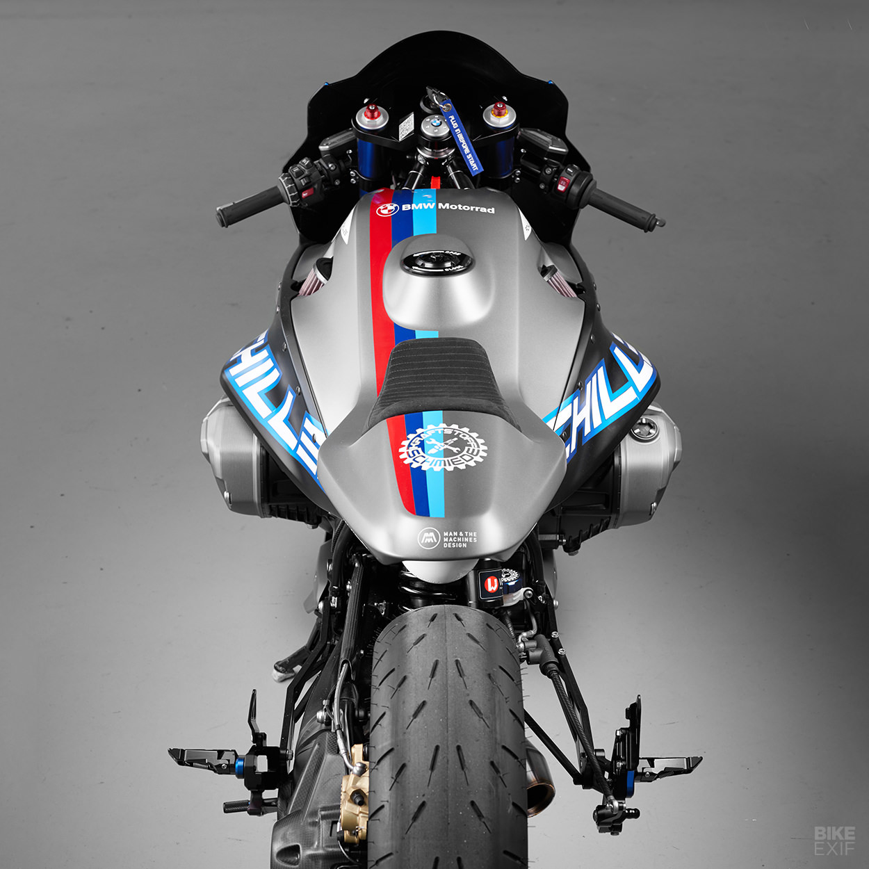 BMW race bike: An R1250RS dragster built for Sultans of Sprint