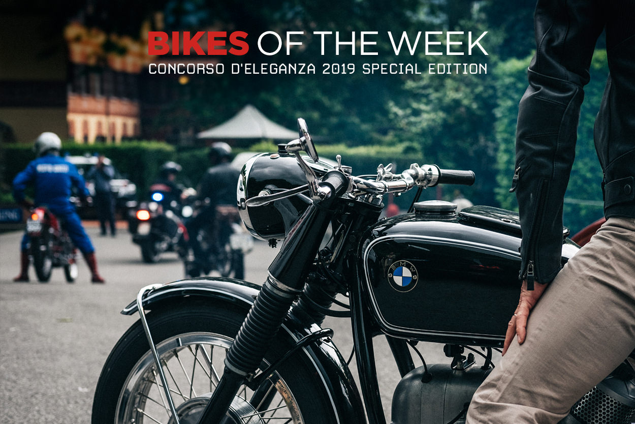 The best of the 2019 Concorso d'Eleganza