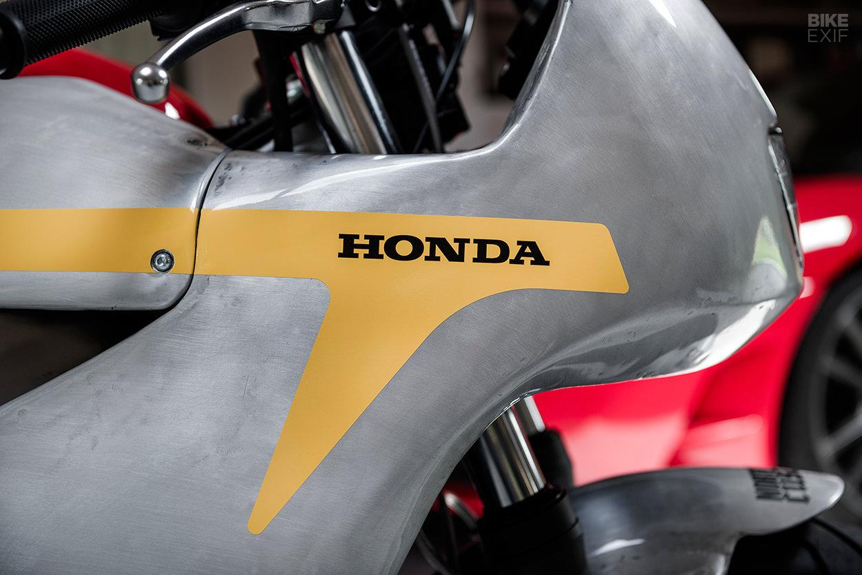 Honda CBR600F by North East Custom
