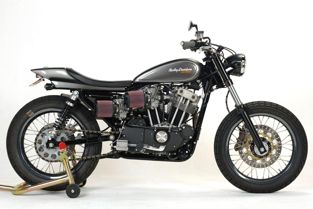 Harley-Davidson XR1000 street tracker for sale