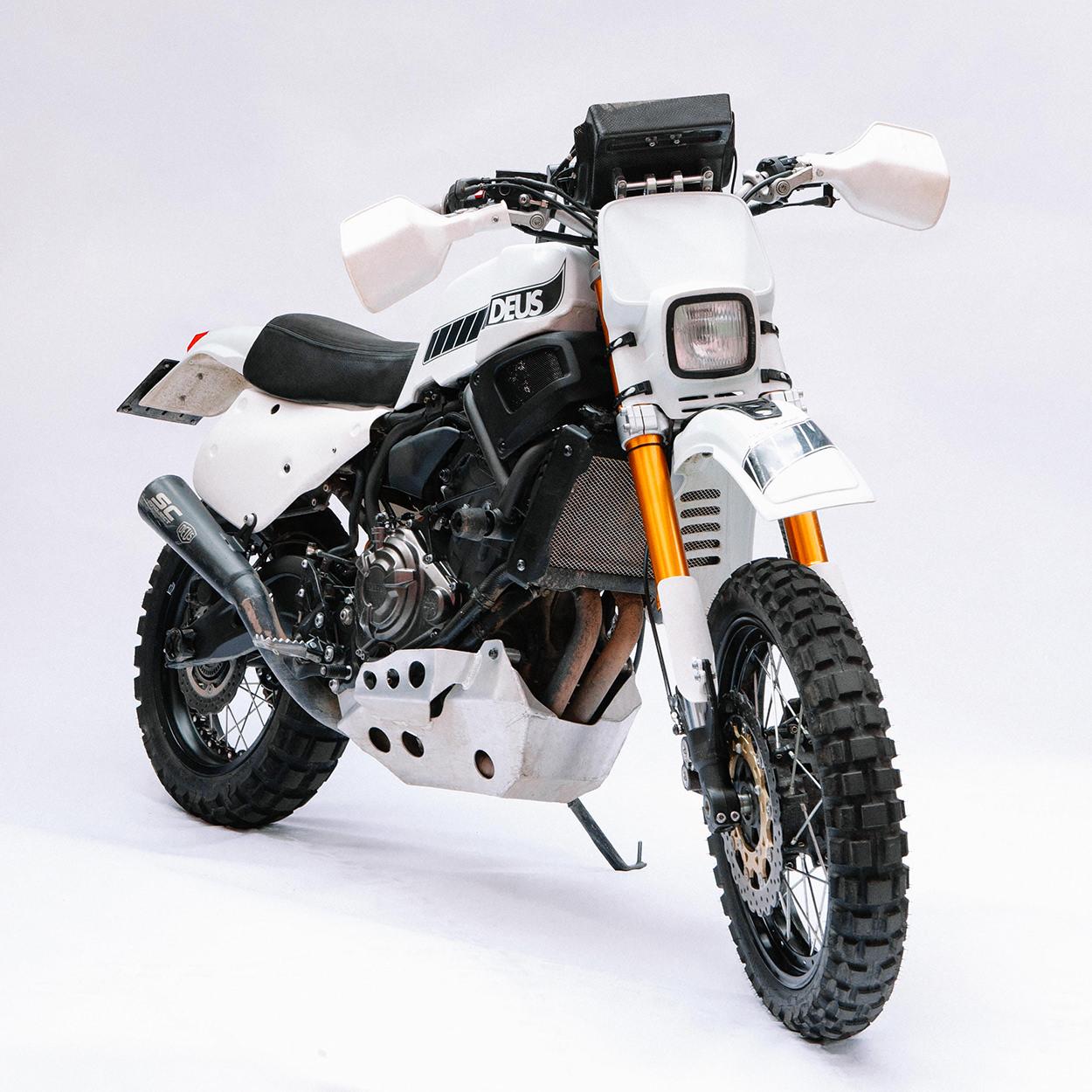 Yamaha XSR700 by Deus ex Machina