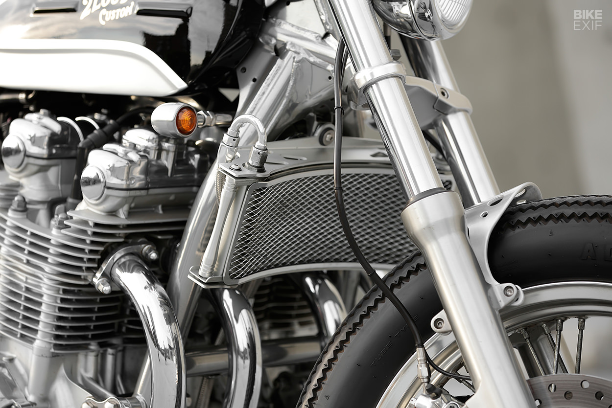 Honda CB1100 EX cafe racer by 2LOUD