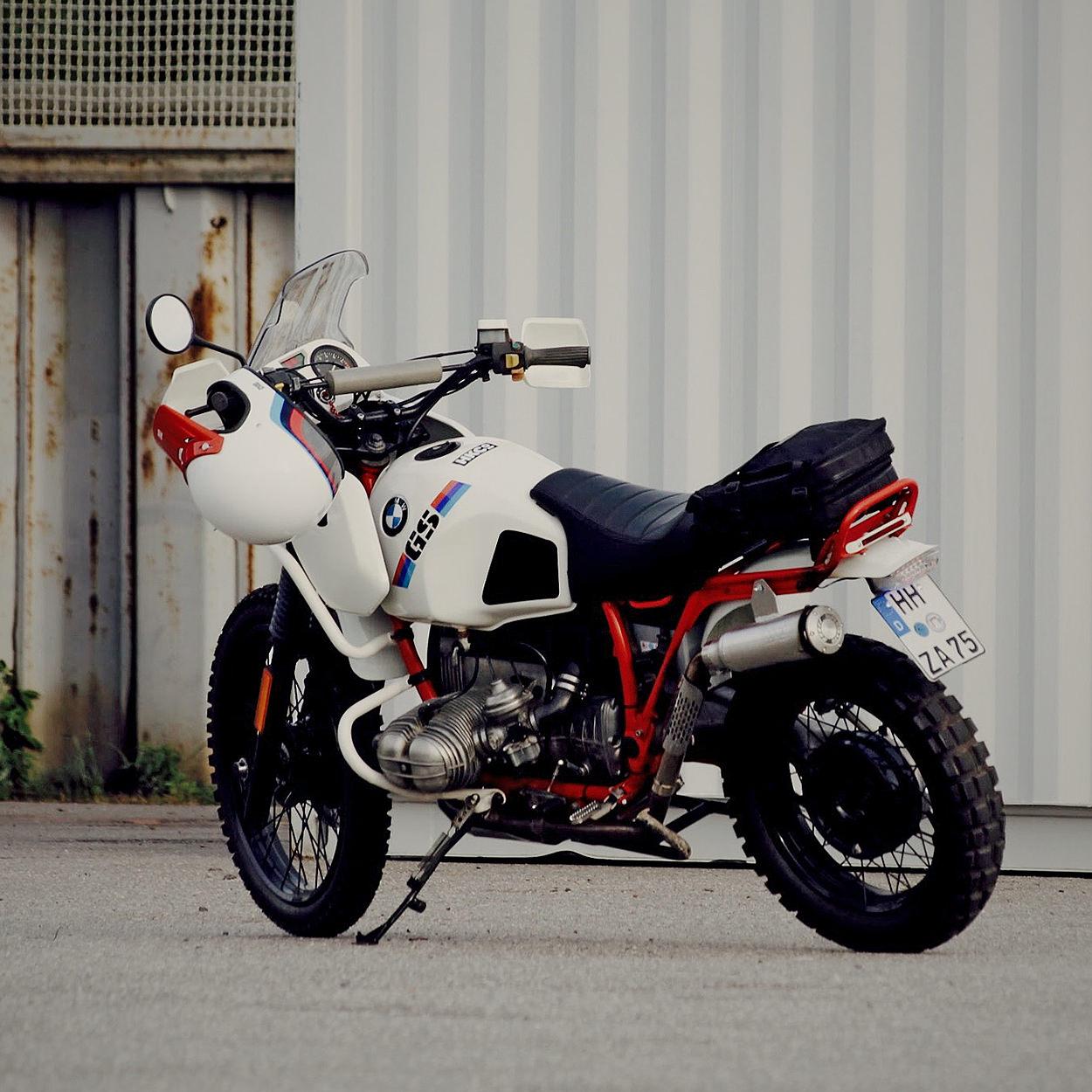 BMW R100GS by Karoo Bespoke Motorcycles