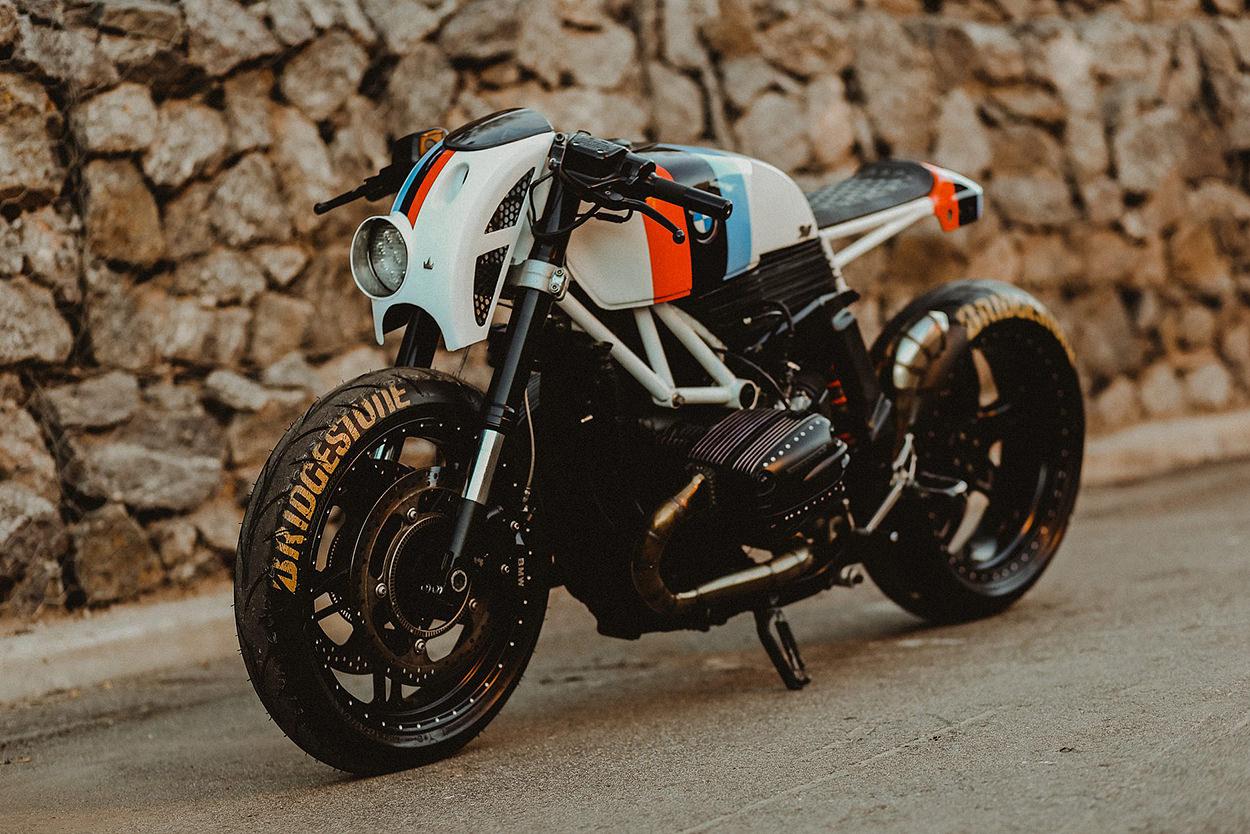 BMW R1100S by Lucky Custom