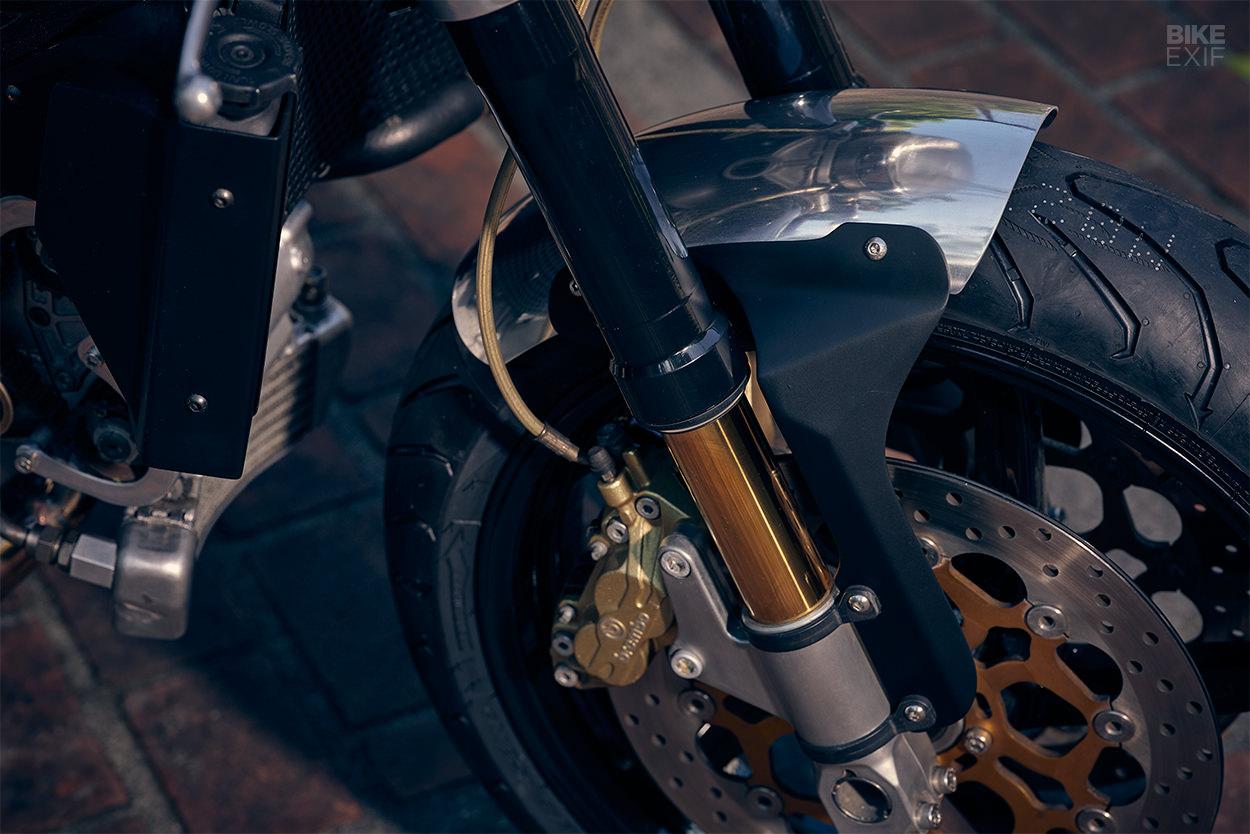 Custom Ducati S4R from Benjie's Cafe Racers