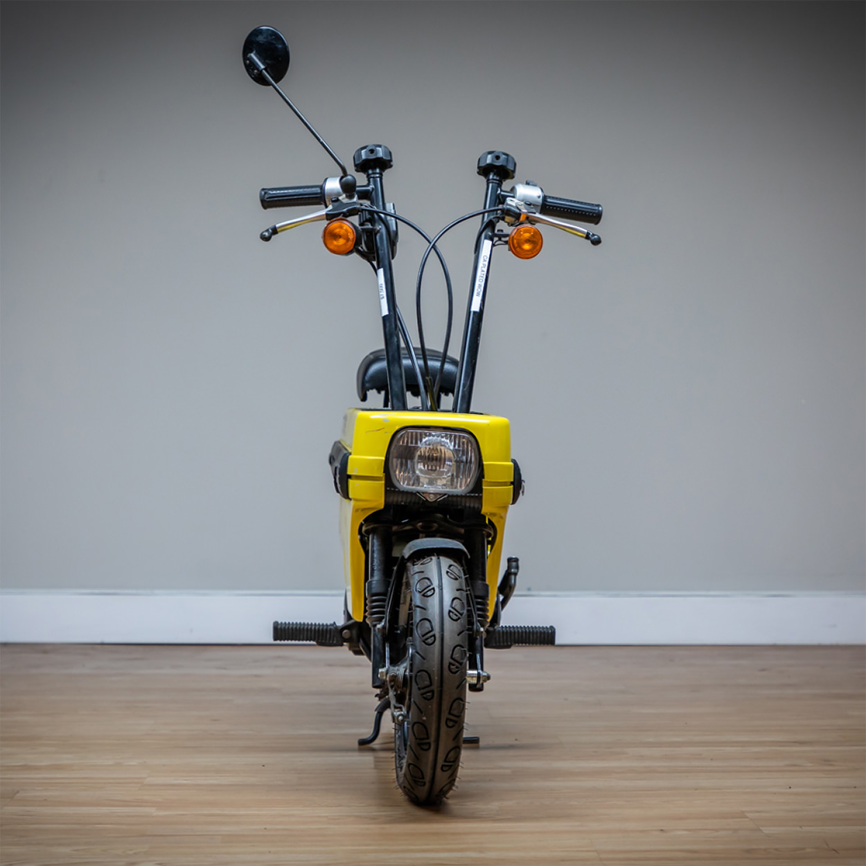 Honda Motocompo NCZ50