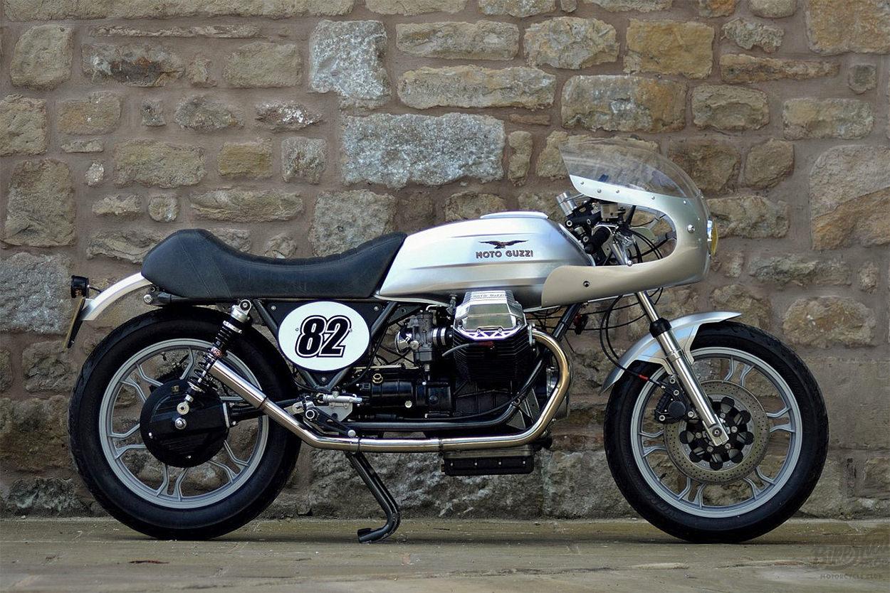 Moto Guzzi Le Mans MK3 by La Busca