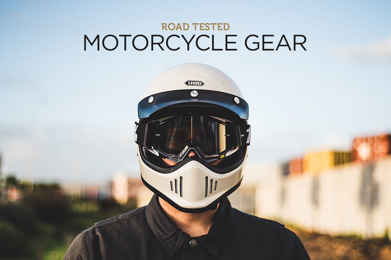 Road Tested: Gear from Icon 1000, Shoei and Merlin
