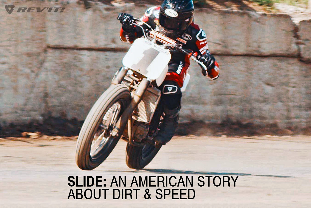 A conversation with flat track racers PJ Jacobsen and Corey Alexander