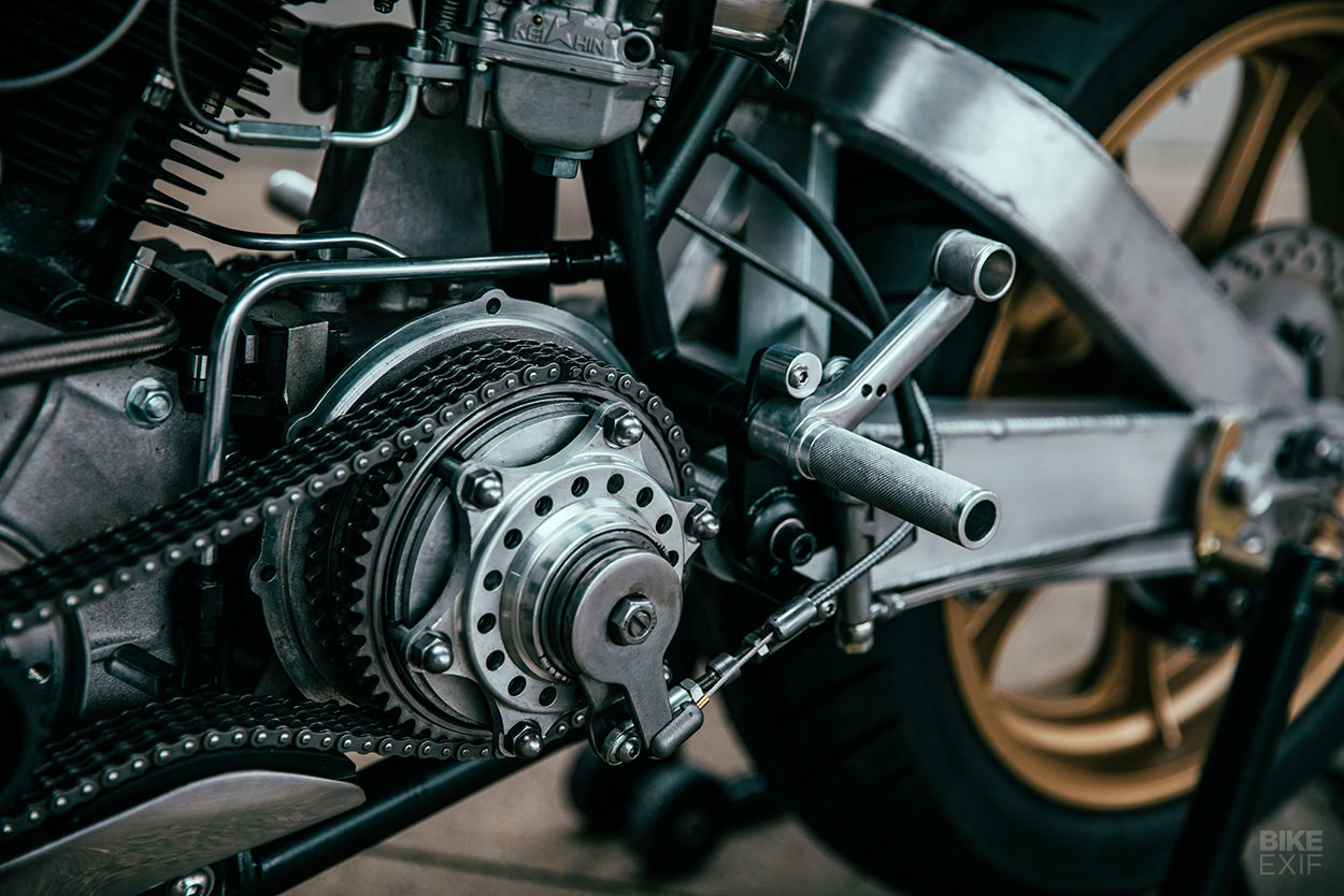 KNTT: A sporty S&S-powered Knucklehead from Max Hazan