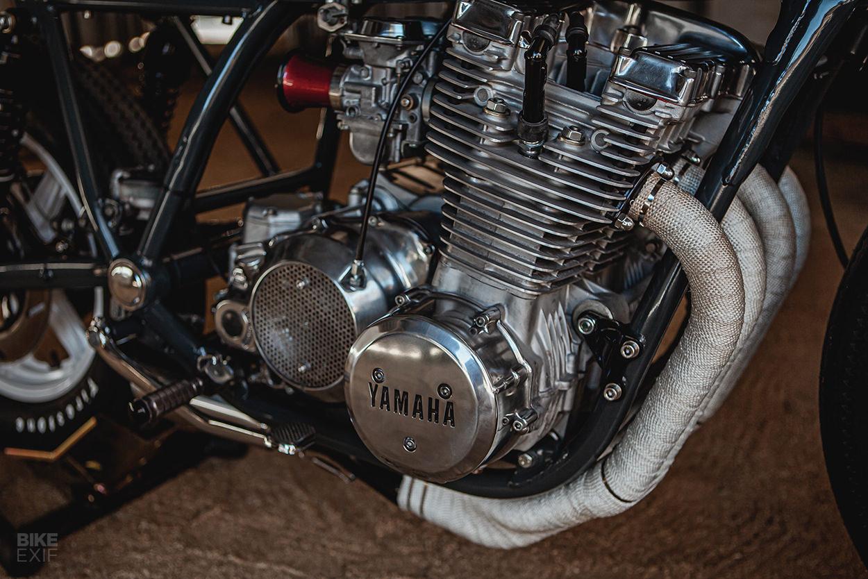 1980 Yamaha XS1100 (XS11) customized by Upcycle Garage
