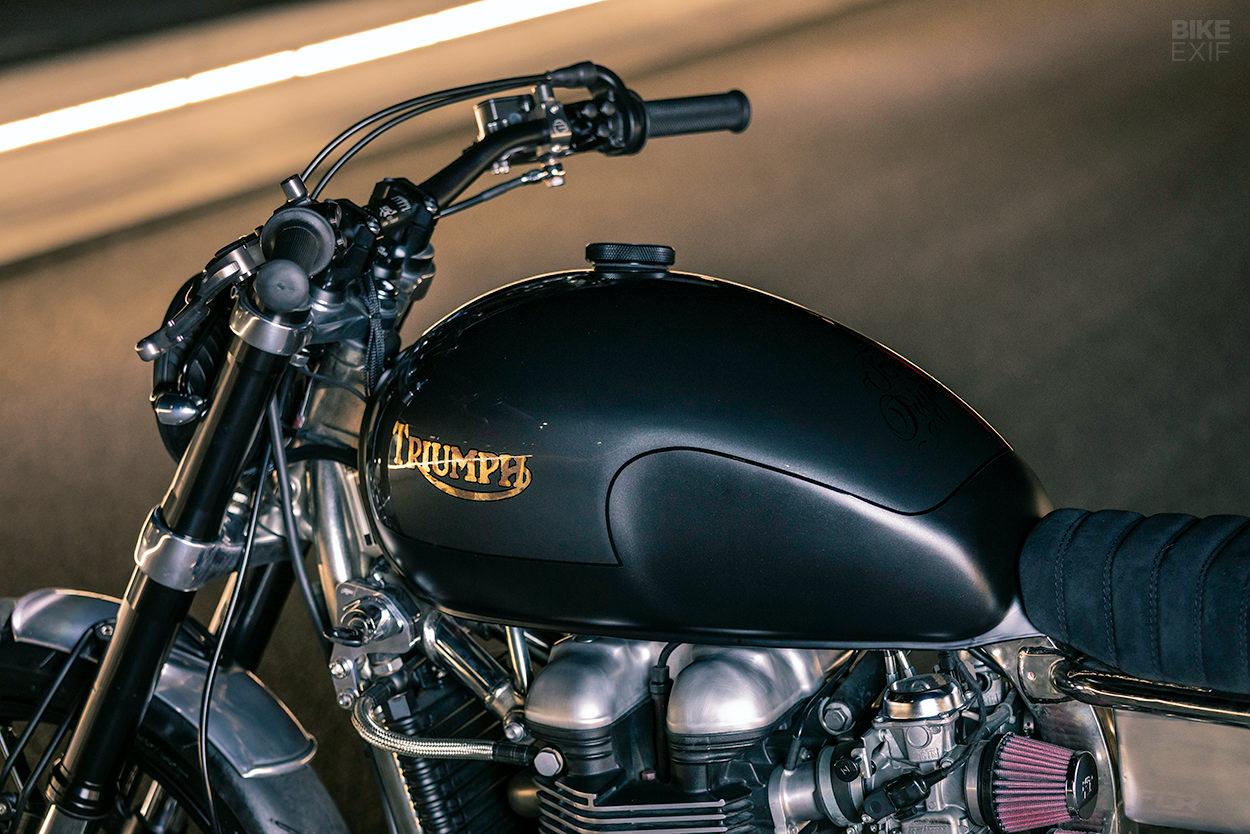 2015 Triumph Thruxton custom by FCR Original
