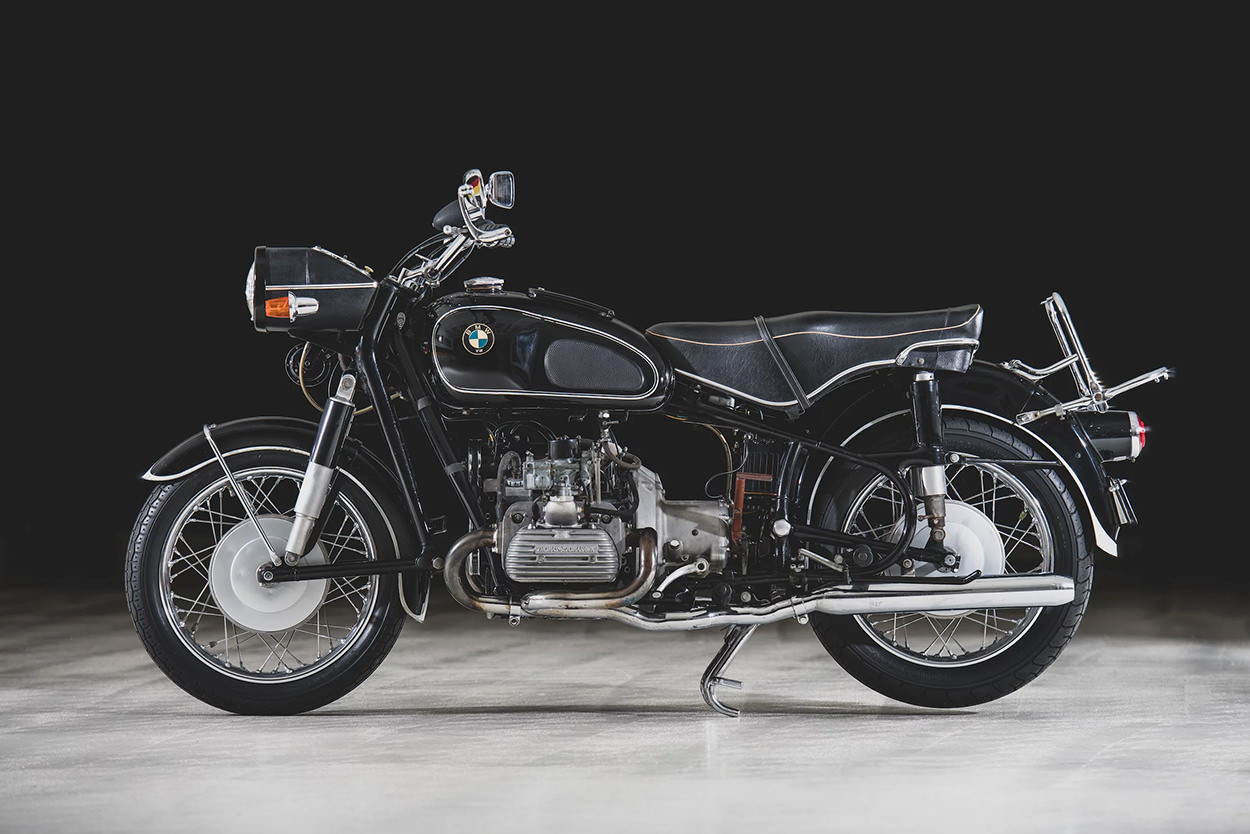 The Fikobike: A BMW with a Volkswagen engine