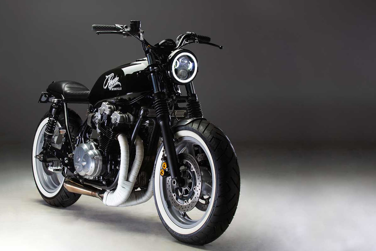 Honda CB900 Bol D'Or by Rogue