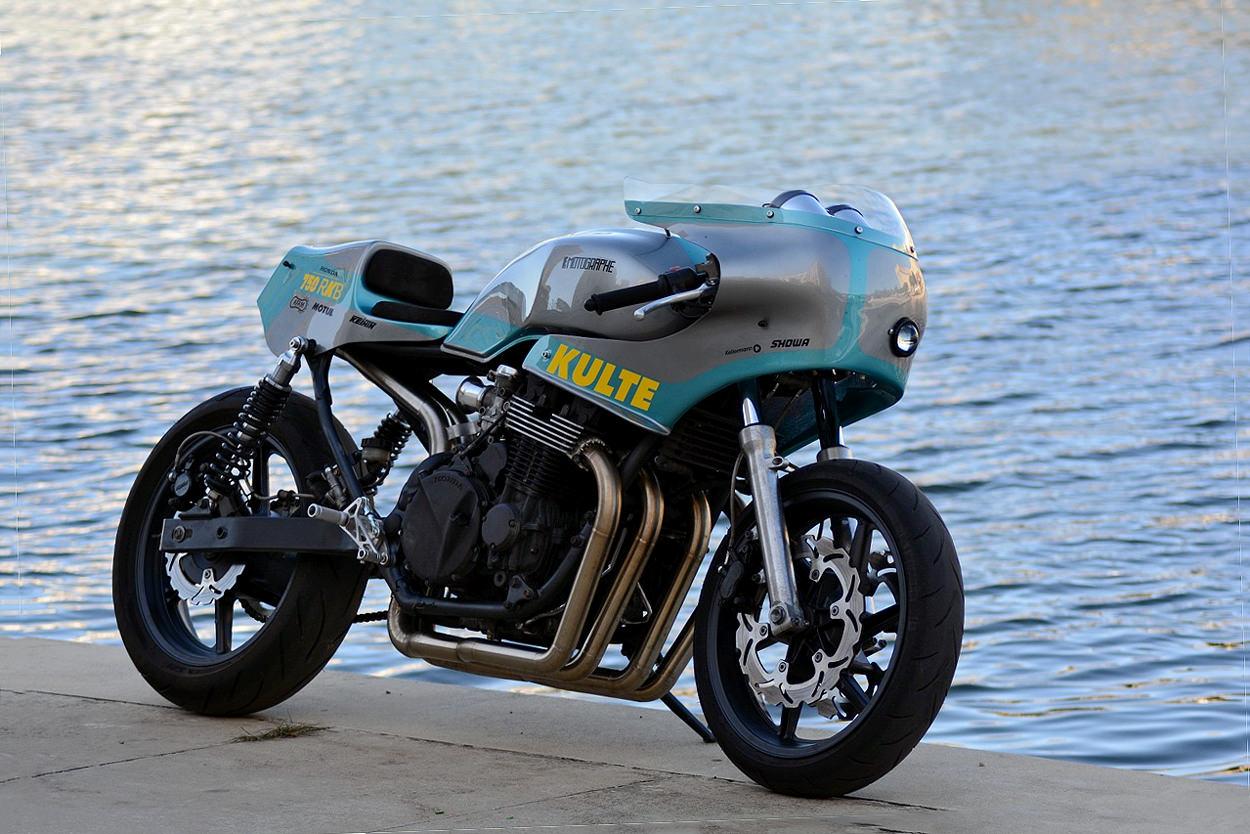 Honda CB750 Nighthawk by Le Motographe